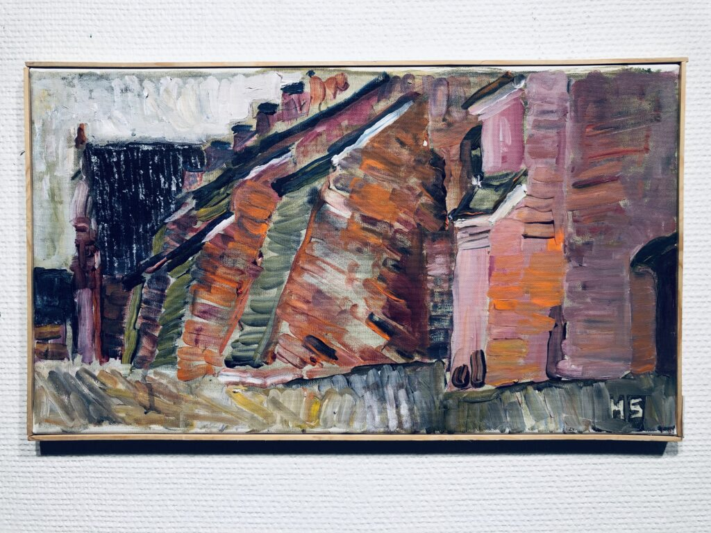 Sankt Nicolai Middelfart 2017 32x58 cm